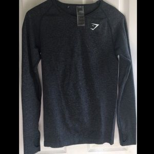 Gymshark Sleeveless Long Sleeve Top